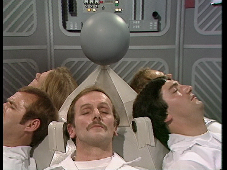 Graham Cole in Doctor Who - Shada (1)