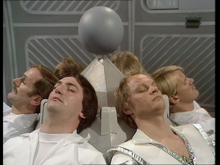 Graham Cole in Doctor Who - Shada (10)