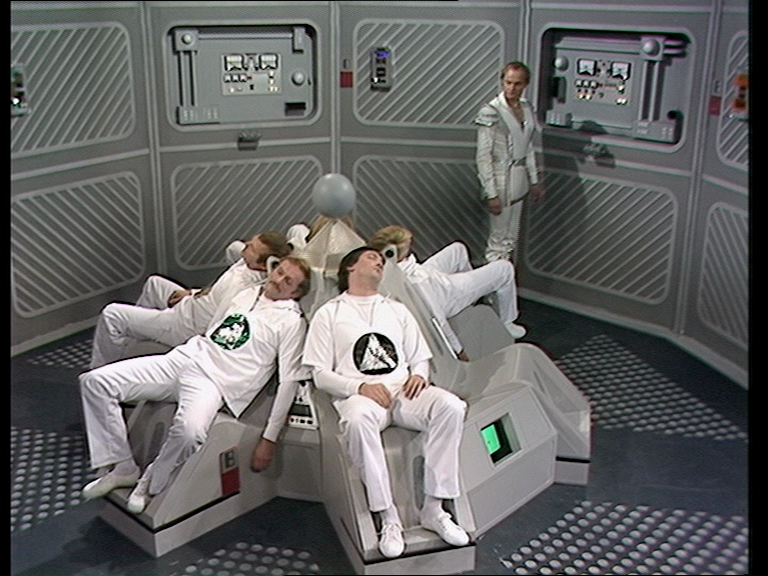 Graham Cole in Doctor Who - Shada (12)