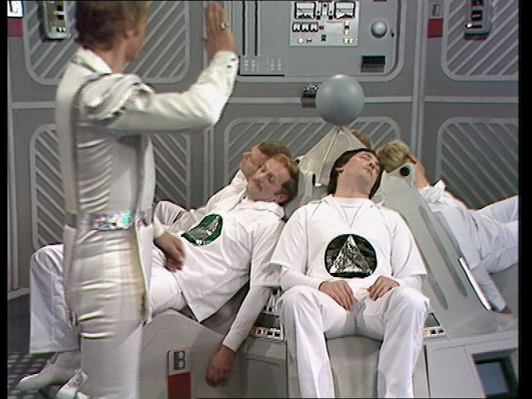Graham Cole in Doctor Who - Shada (13)