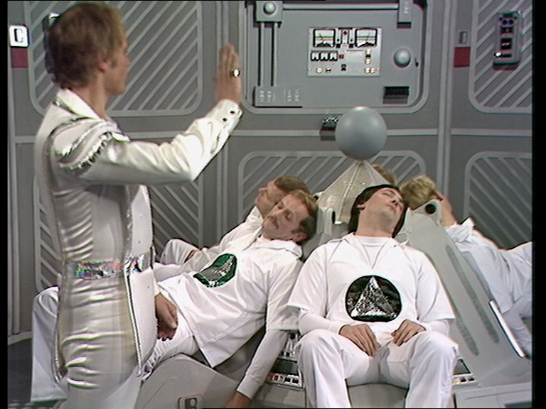 Graham Cole in Doctor Who - Shada (14)