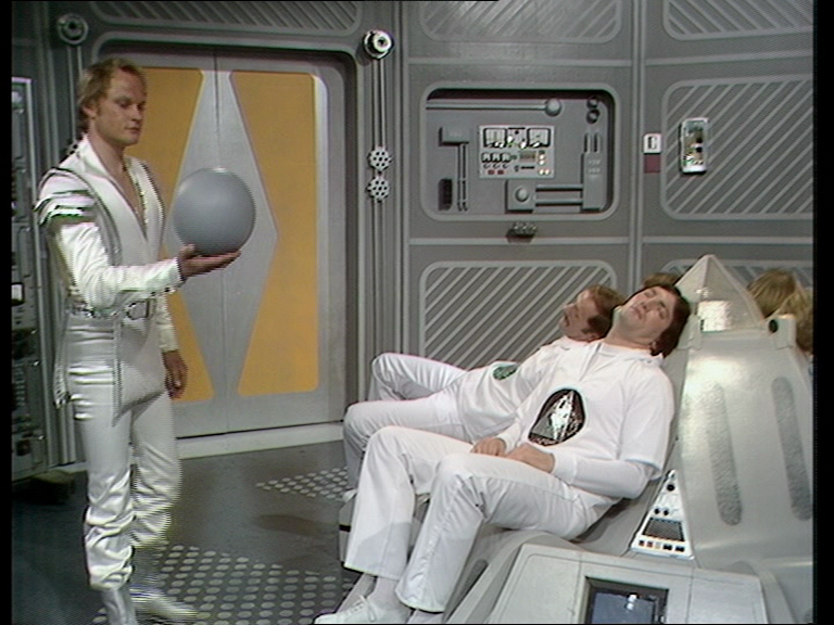 Graham Cole in Doctor Who - Shada (15)