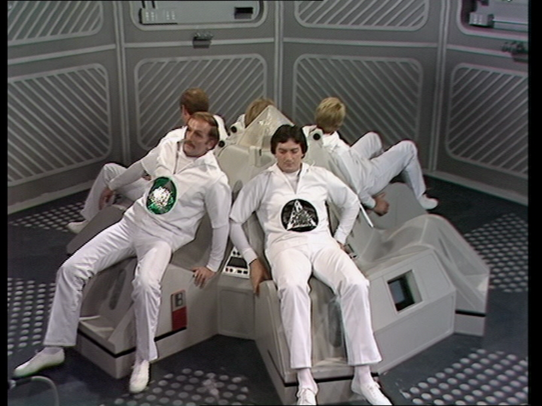 Graham Cole in Doctor Who - Shada (16)
