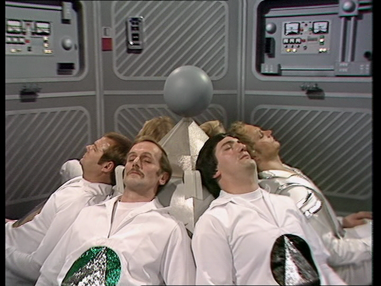 Graham Cole in Doctor Who - Shada (3)