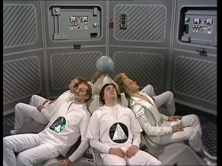 Graham Cole in Doctor Who - Shada (4)