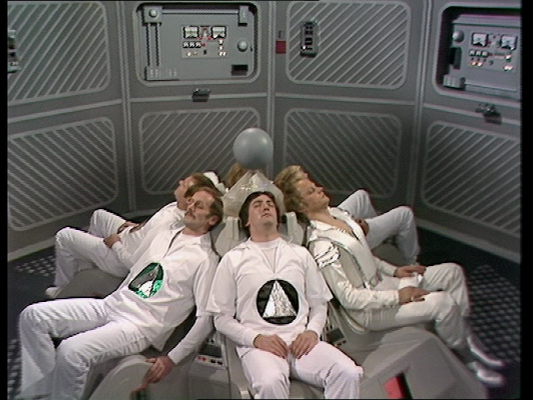 Graham Cole in Doctor Who - Shada (5)