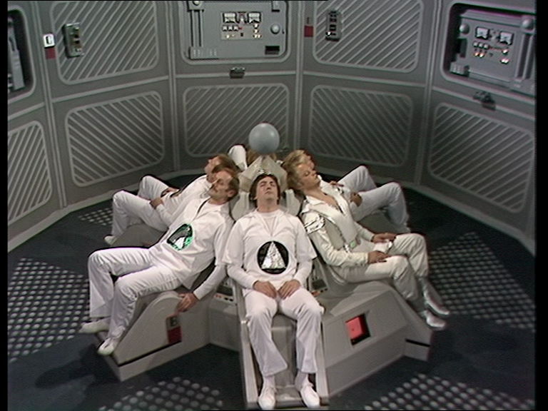 Graham Cole in Doctor Who - Shada (6)