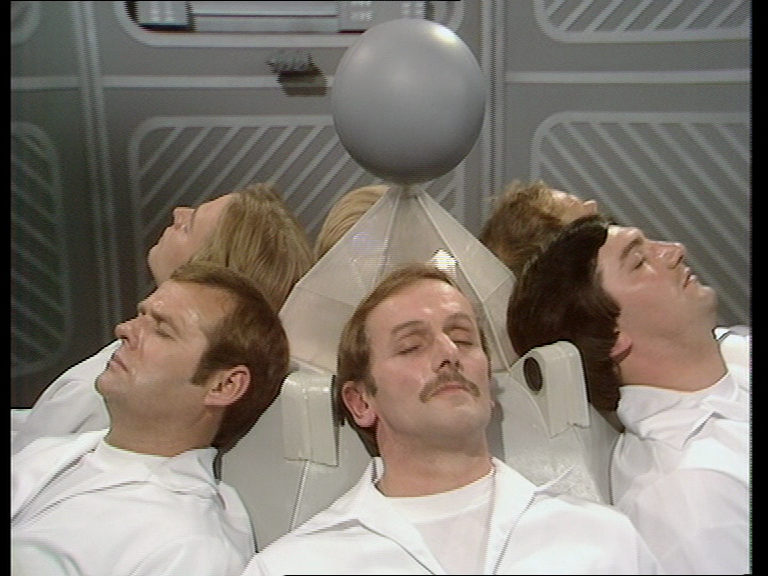 Graham Cole in Doctor Who - Shada (7)