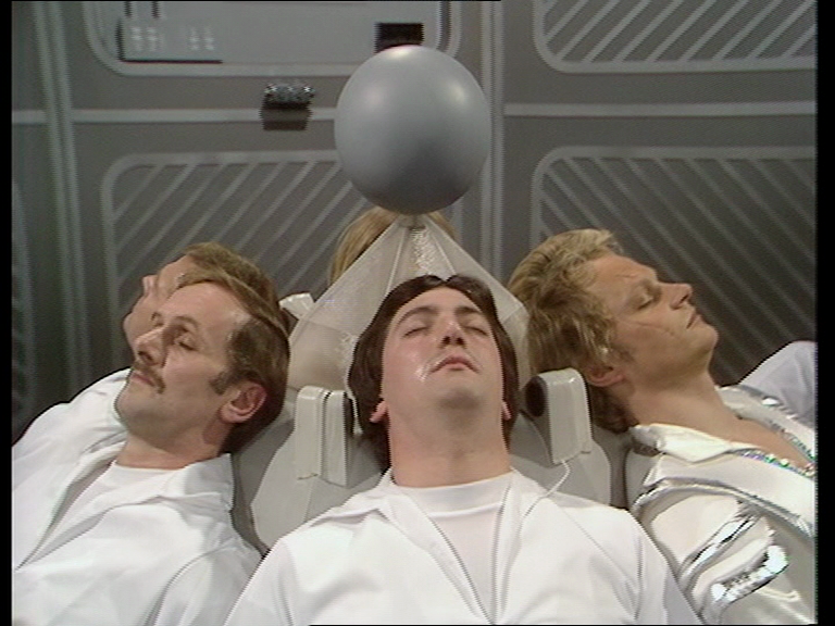 Graham Cole in Doctor Who - Shada (8)