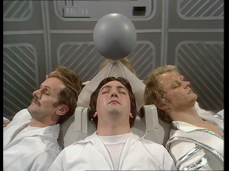 Graham Cole in Doctor Who - Shada (9)