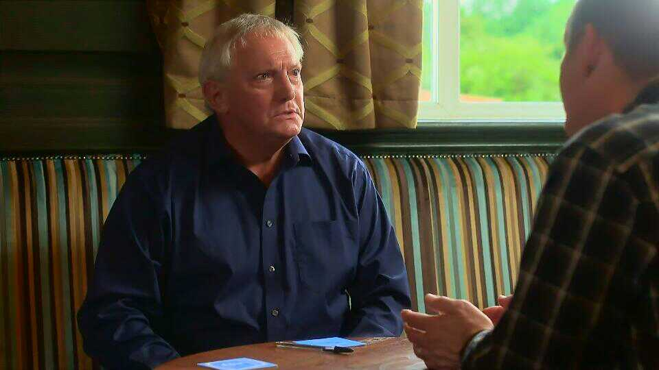 Graham Cole in Doctors 15th October 2015 ~100