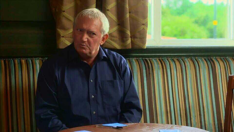 Graham Cole in Doctors 15th October 2015 ~103