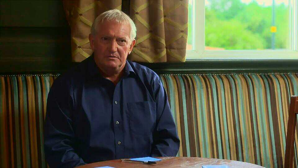 Graham Cole in Doctors 15th October 2015 ~104