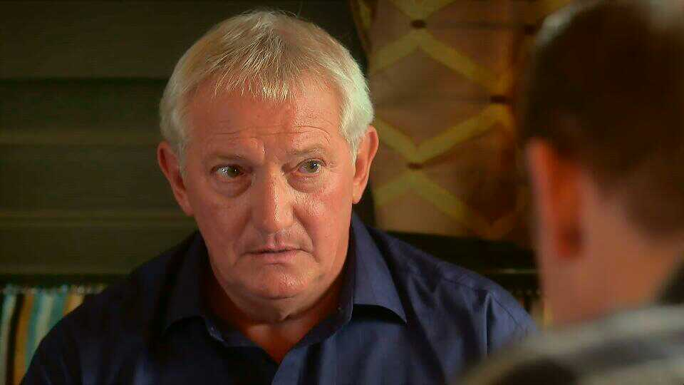 Graham Cole in Doctors 15th October 2015 ~131