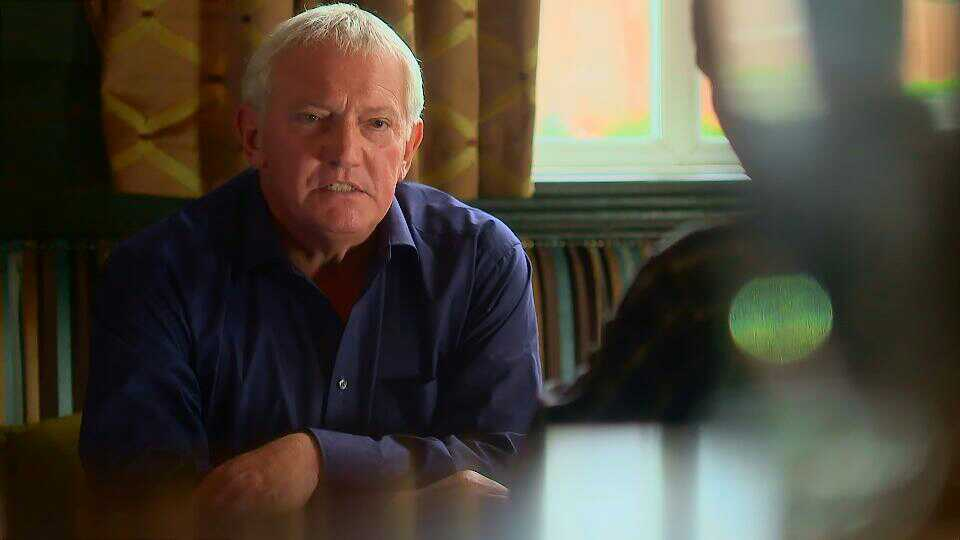 Graham Cole in Doctors 15th October 2015 ~138