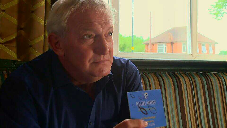Graham Cole in Doctors 15th October 2015 ~151