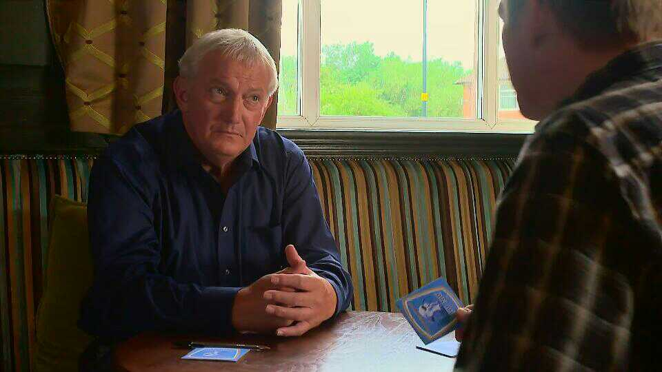 Graham Cole in Doctors 15th October 2015 ~154
