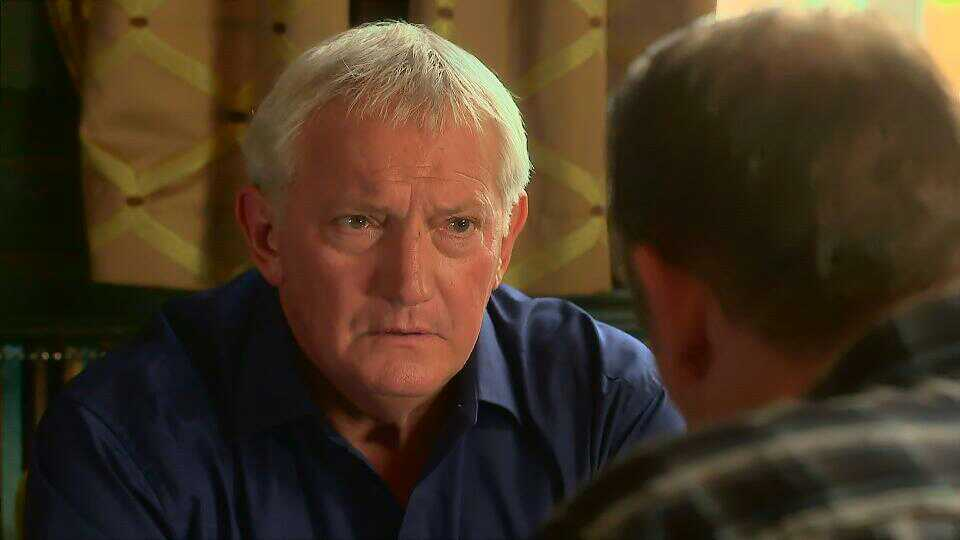 Graham Cole in Doctors 15th October 2015 ~157