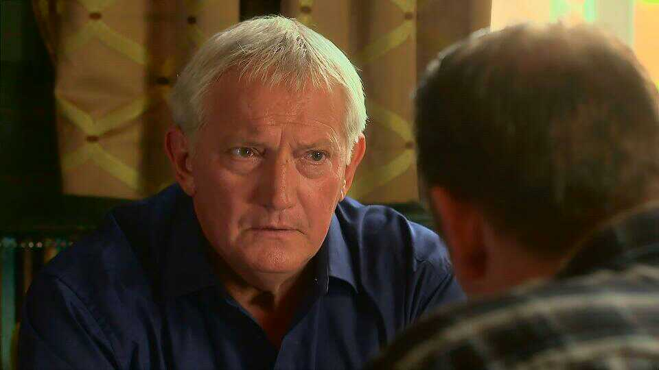Graham Cole in Doctors 15th October 2015 ~158