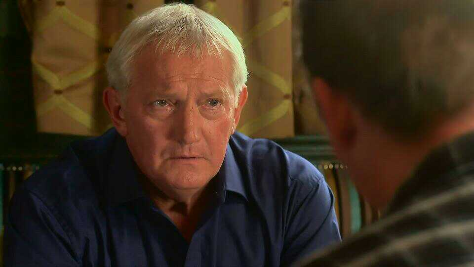 Graham Cole in Doctors 15th October 2015 ~159