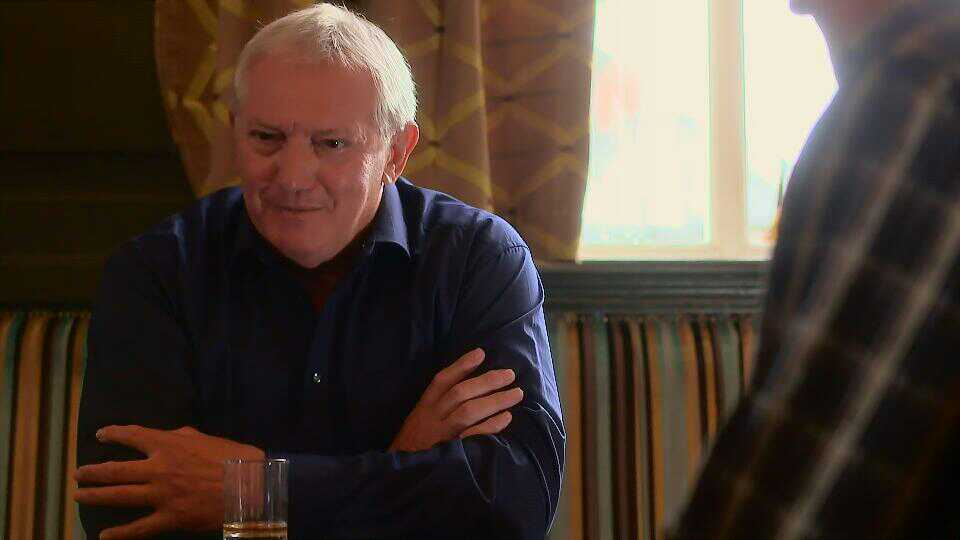 Graham Cole in Doctors 15th October 2015 ~16