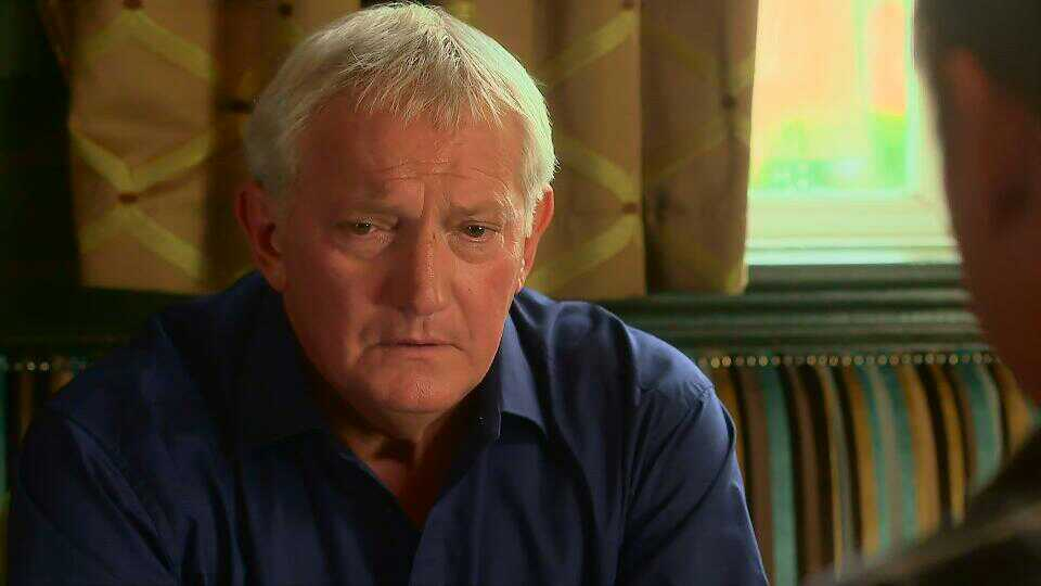 Graham Cole in Doctors 15th October 2015 ~160