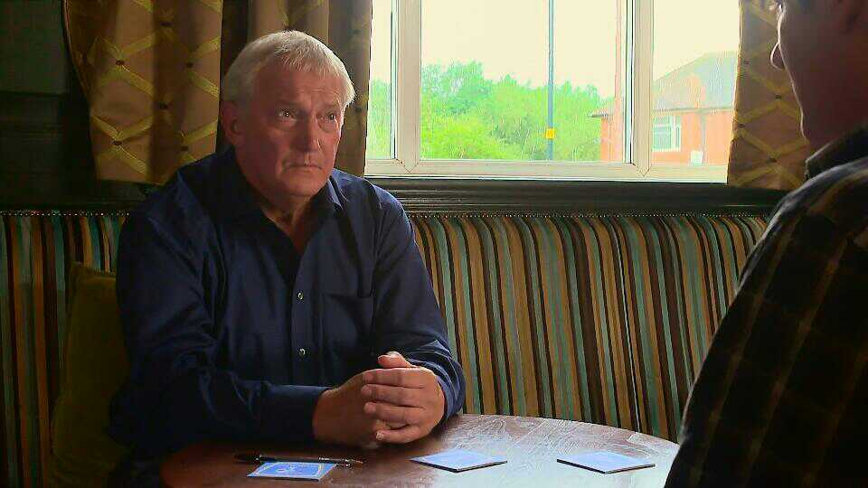Graham Cole in Doctors 15th October 2015 ~161