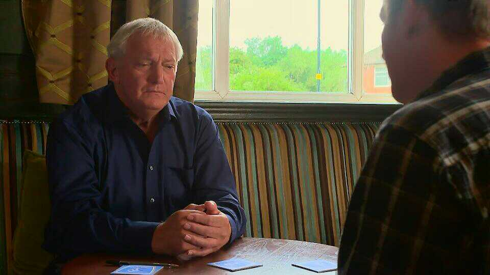 Graham Cole in Doctors 15th October 2015 ~166