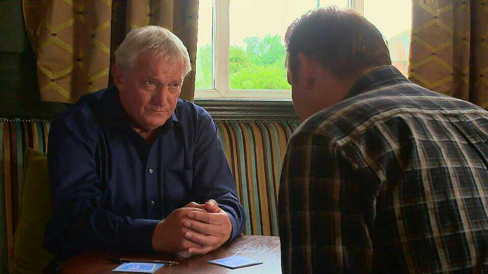 Graham Cole in Doctors 15th October 2015 ~168