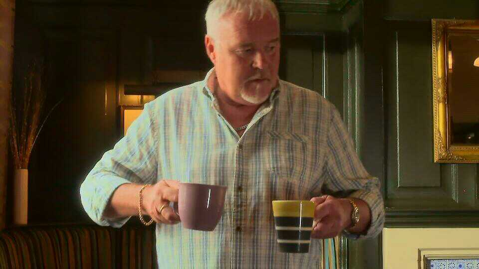 Graham Cole in Doctors 15th October 2015 ~170