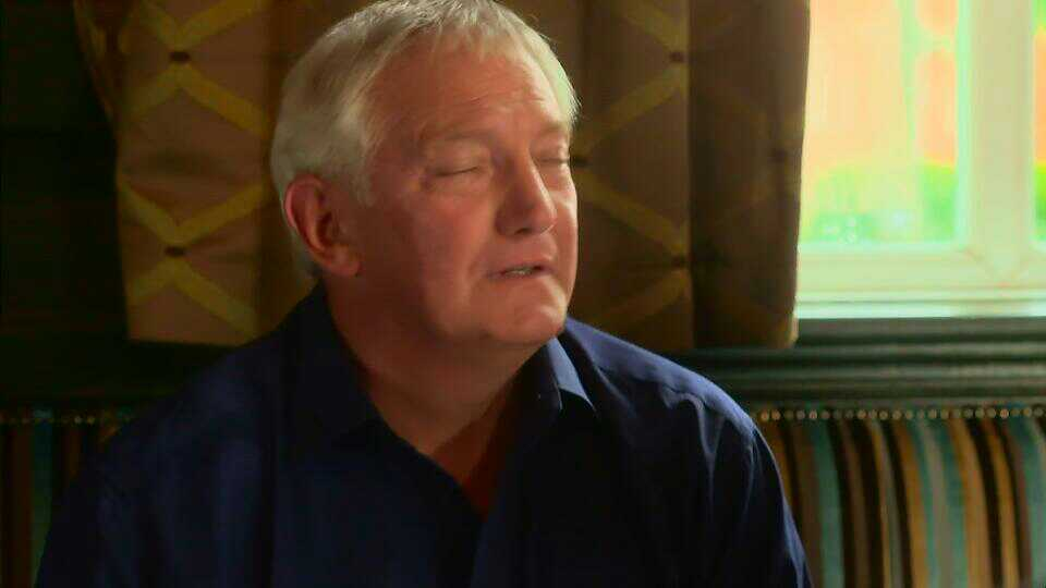 Graham Cole in Doctors 15th October 2015 ~171