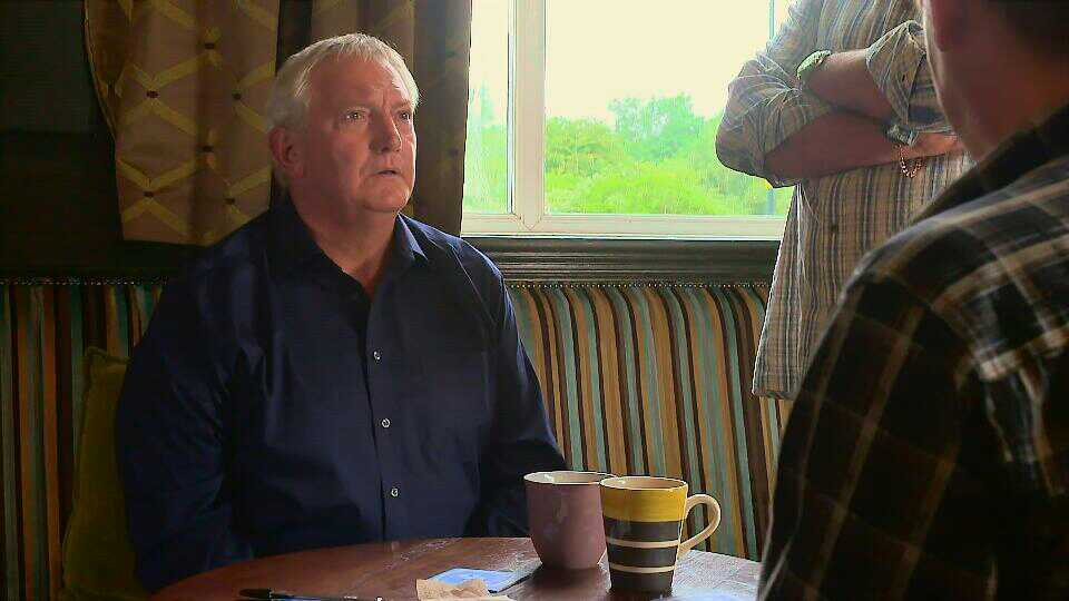 Graham Cole in Doctors 15th October 2015 ~181