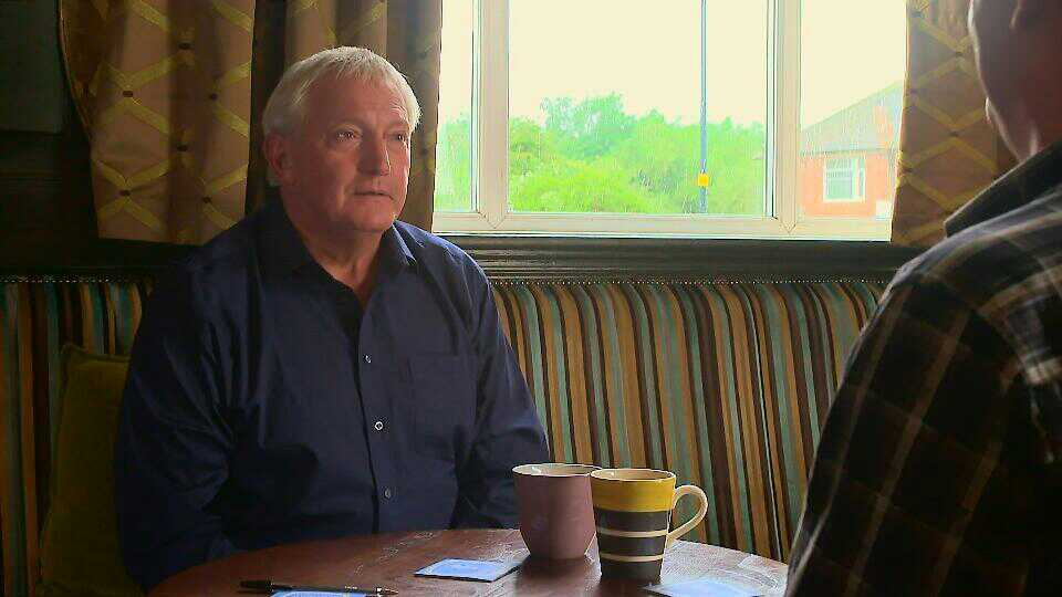 Graham Cole in Doctors 15th October 2015 ~187