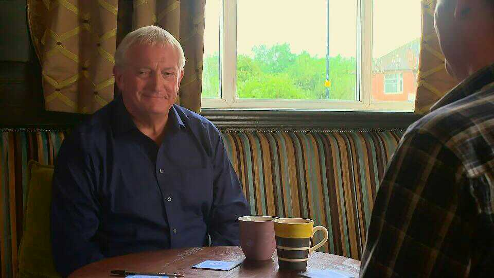 Graham Cole in Doctors 15th October 2015 ~189