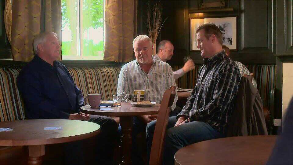 Graham Cole in Doctors 15th October 2015 ~39