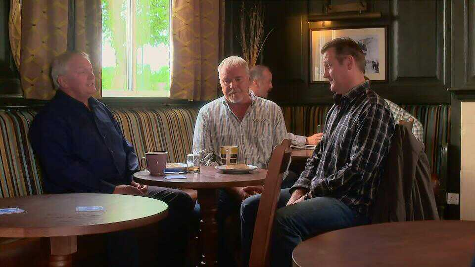 Graham Cole in Doctors 15th October 2015 ~40