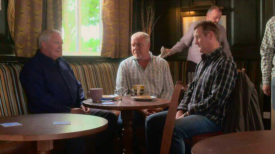 Graham Cole in Doctors 15th October 2015 ~41