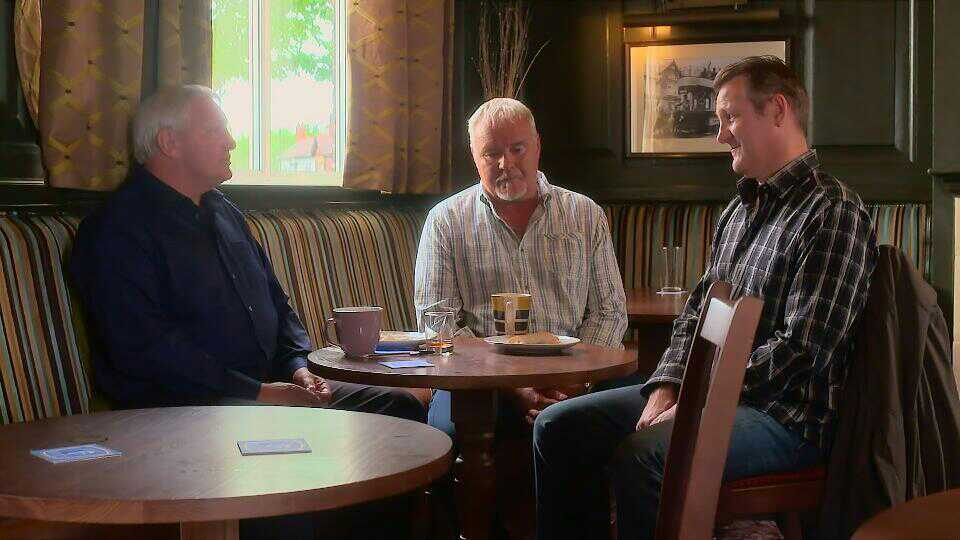Graham Cole in Doctors 15th October 2015 ~43