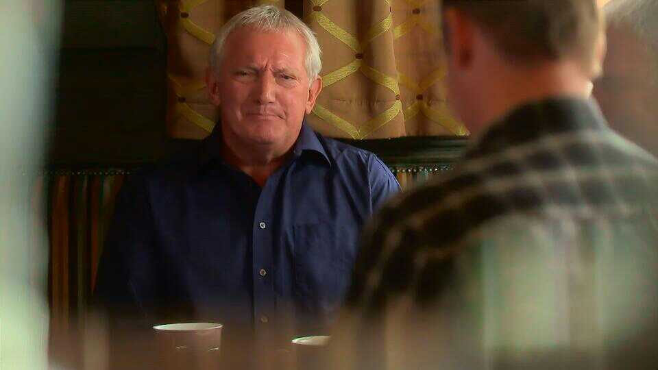 Graham Cole in Doctors 15th October 2015 ~44