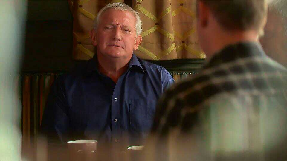Graham Cole in Doctors 15th October 2015 ~46