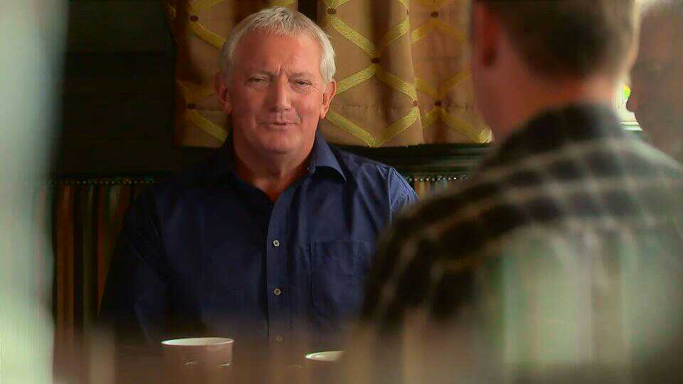 Graham Cole in Doctors 15th October 2015 ~49