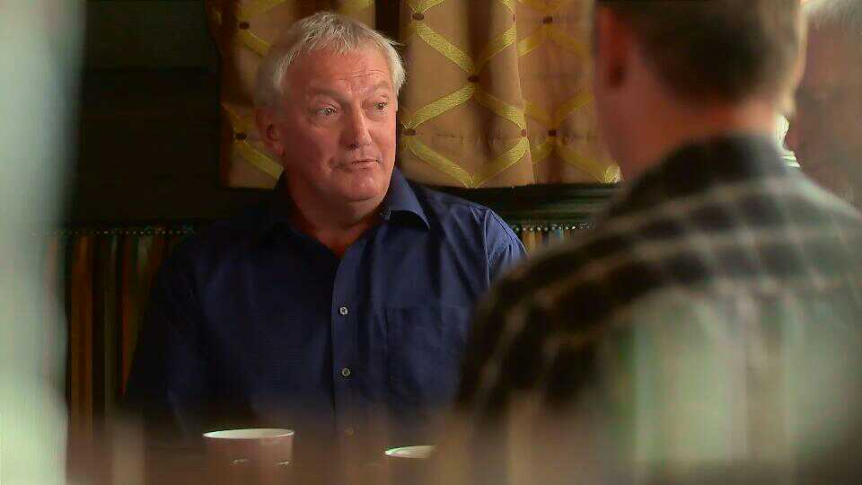 Graham Cole in Doctors 15th October 2015 ~50
