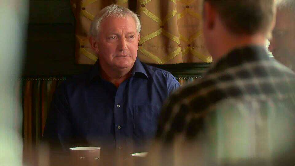 Graham Cole in Doctors 15th October 2015 ~52