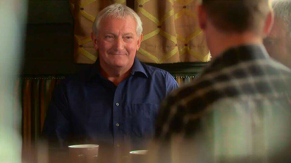 Graham Cole in Doctors 15th October 2015 ~59