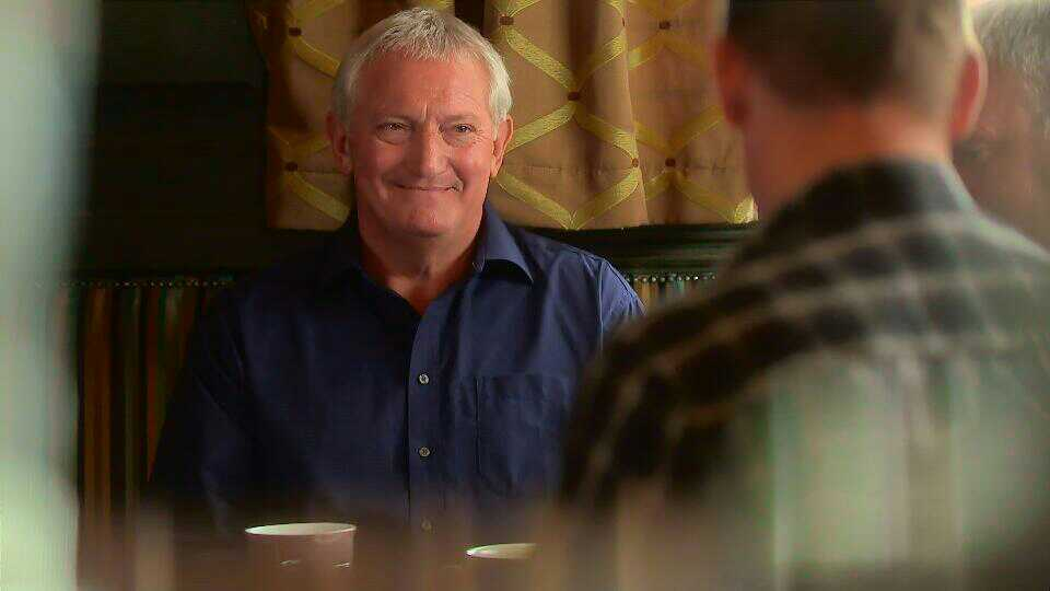 Graham Cole in Doctors 15th October 2015 ~60