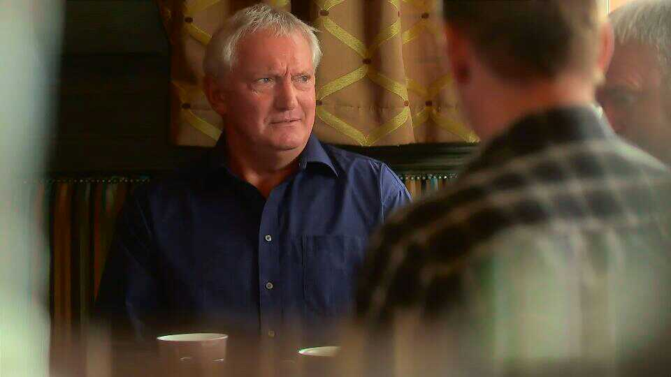 Graham Cole in Doctors 15th October 2015 ~63