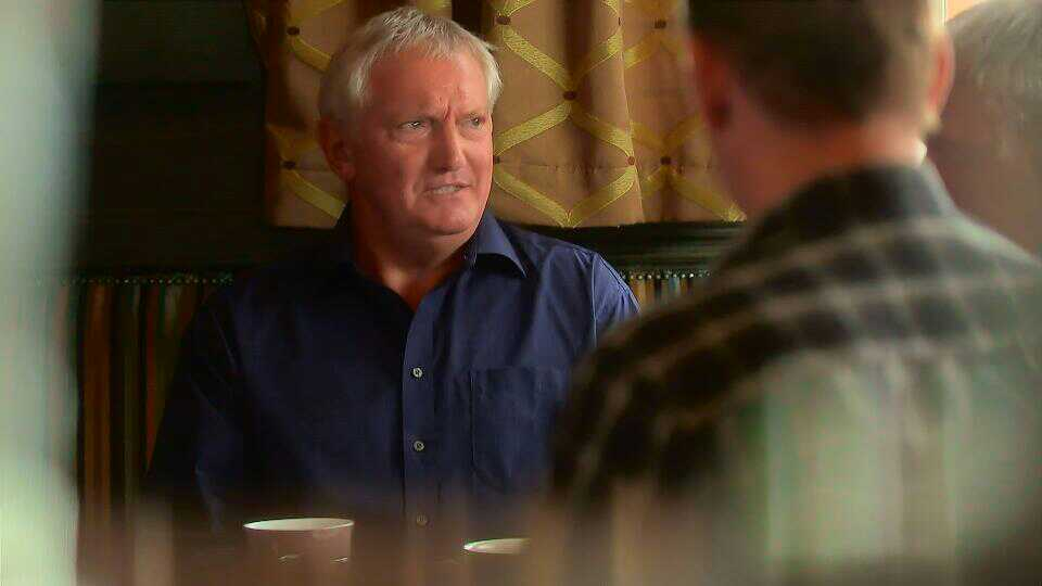 Graham Cole in Doctors 15th October 2015 ~64