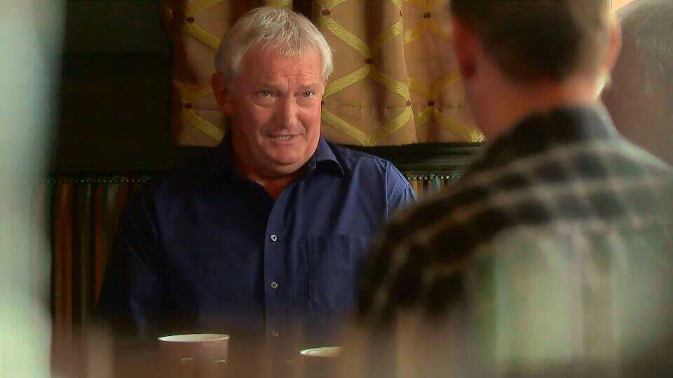 Graham Cole in Doctors 15th October 2015 ~65