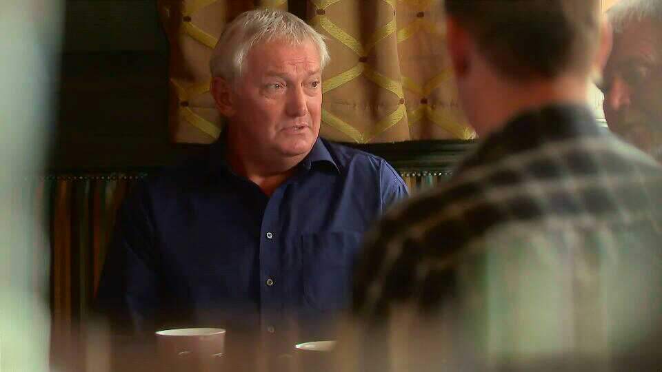 Graham Cole in Doctors 15th October 2015 ~66