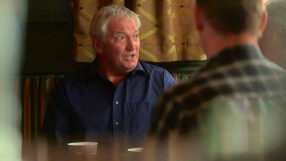 Graham Cole in Doctors 15th October 2015 ~69